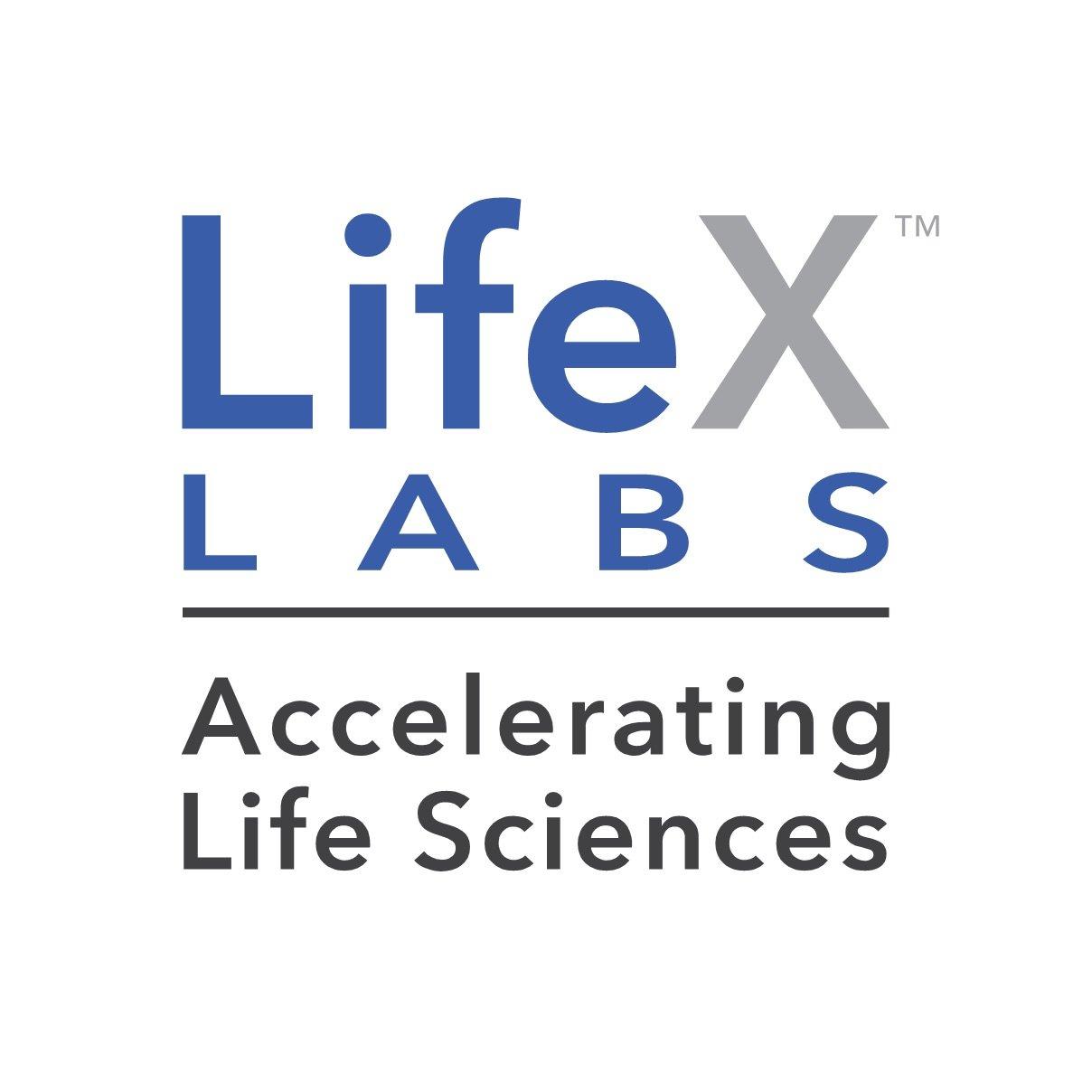New LifeX Logo